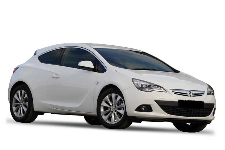 Solfilm til Opel Astra 3-døre. Færdigskåret solfilm til alle Opel biler.