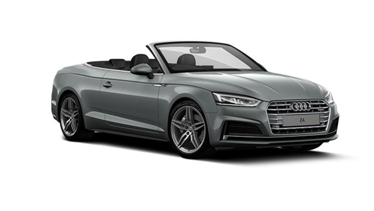 Solfilm til Audi A5 cabriolet. Færdigskåret solfilm til alle Audi biler.