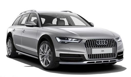 Solfilm til Audi A6 Allroad. Færdigskåret solfilm til alle Audi biler.