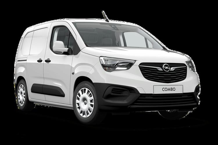 Solfilm til Opel Combo Van.