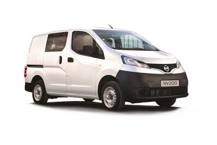 Nissan NV200 Crew