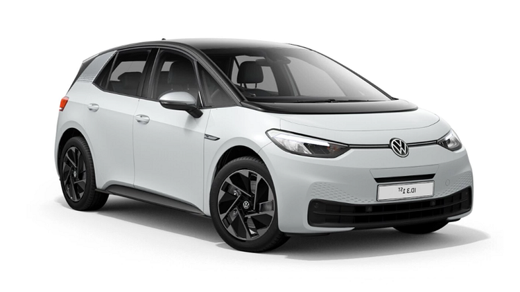 Solfilm til Volkswagen ID.3 alle årsmodeller