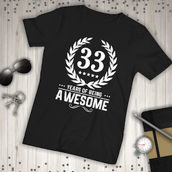 Years of being awesome (ÅRTAL)