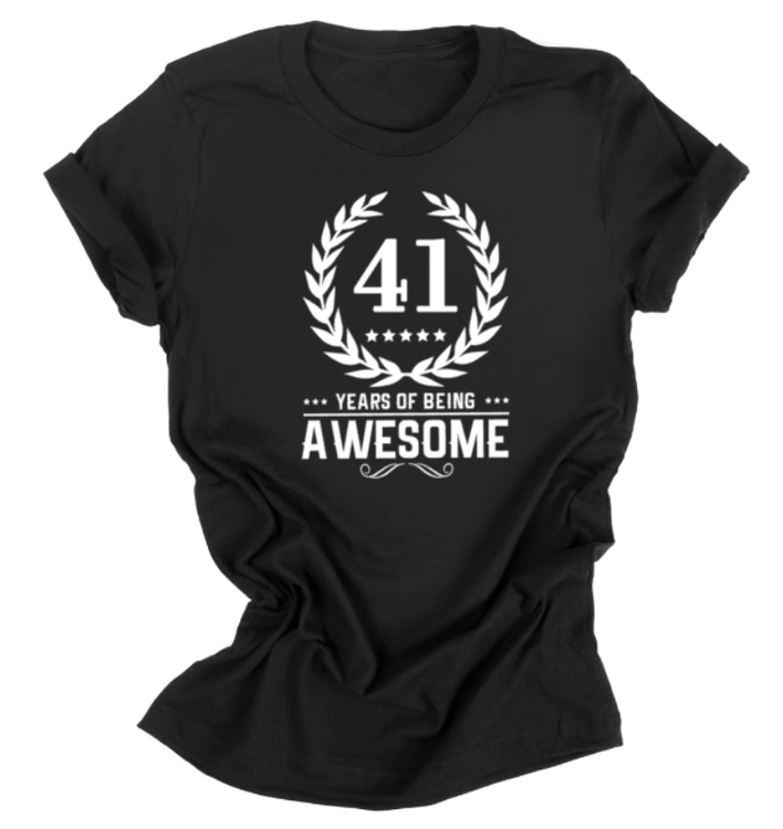 XX years of being awesome