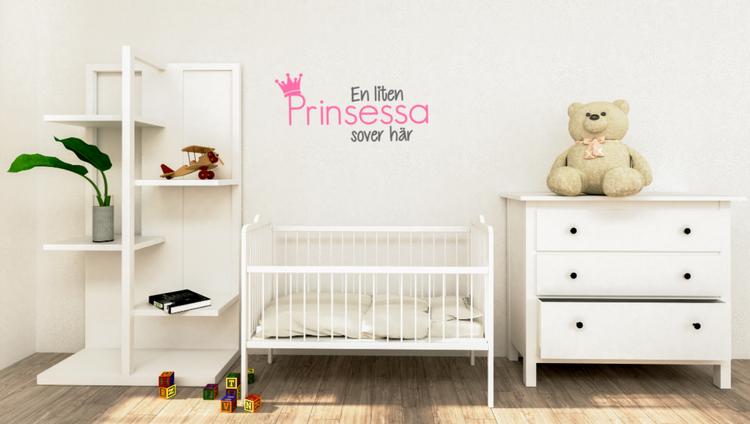 En liten Prinsessa/Prins