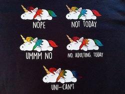 NOPE. NOT TODAY.