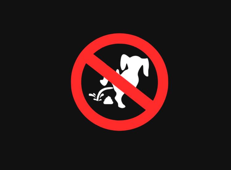 Rasta ej hunden här