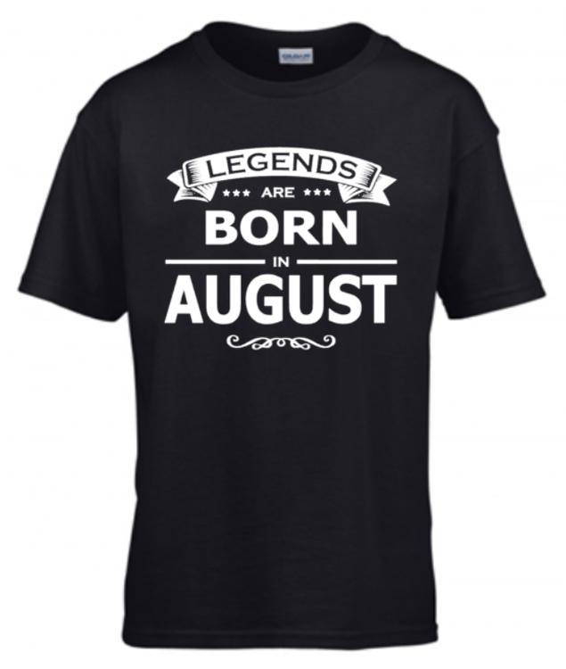 Legends are born
