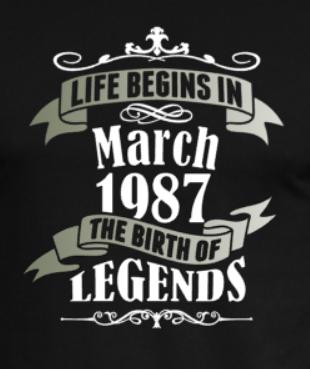 Life Begins In -VÄLJ MÅNAD-
