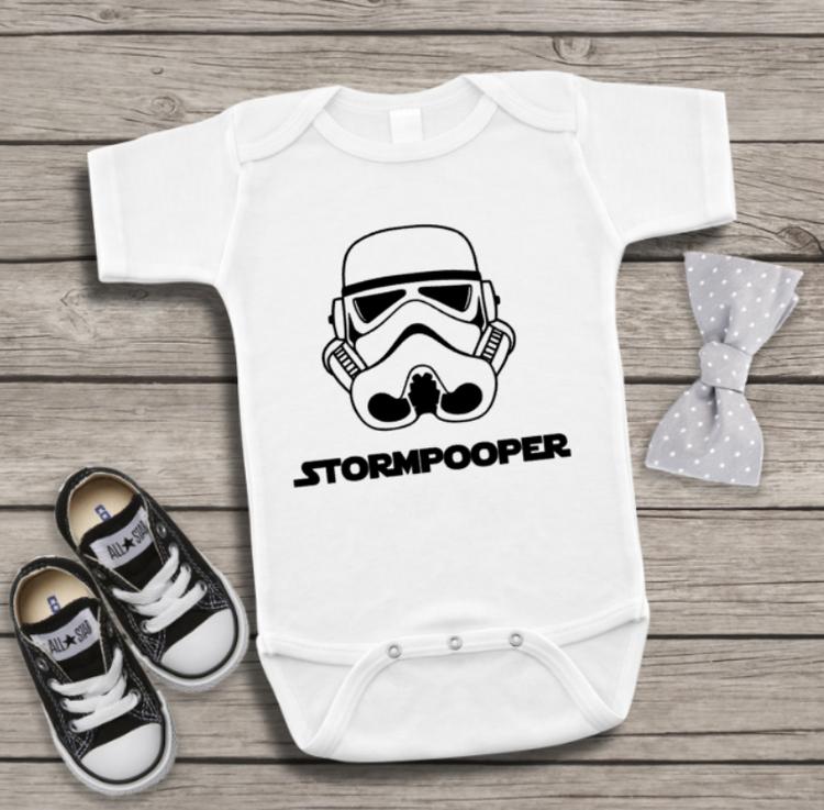 STORMPOOPER body