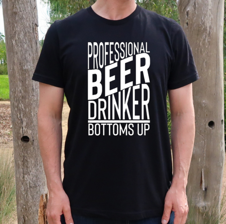 PROFESSIONAL BEER DRINKER