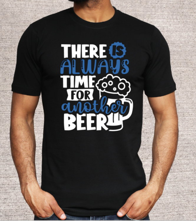 There is always time for another beer