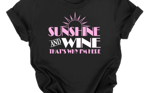 SUNSHINE & WINE