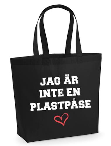 Shoppingbag - inte en plastkasse