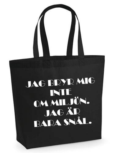 Shoppingbag - snål