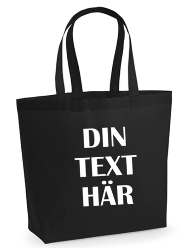 Shoppingbag - EGEN TEXT