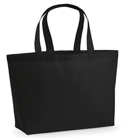 Shoppingbag - inte en kass plastkasse