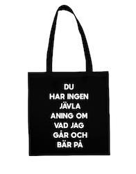 MYSTISKT INNEHÅLL (?)