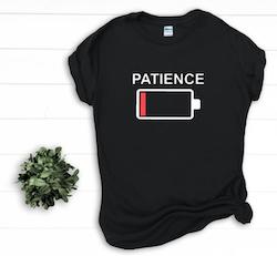 PATIENCE (dam)
