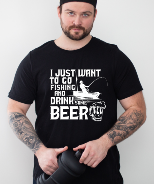 FISHING & DRINK SOME BEER