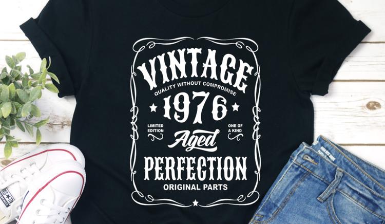 Jack Daniel's Vintage (ÅRTAL)