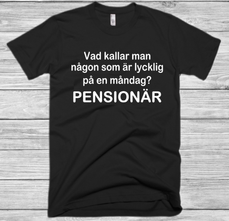 LYCKLIG PÅ EN MÅNDAG