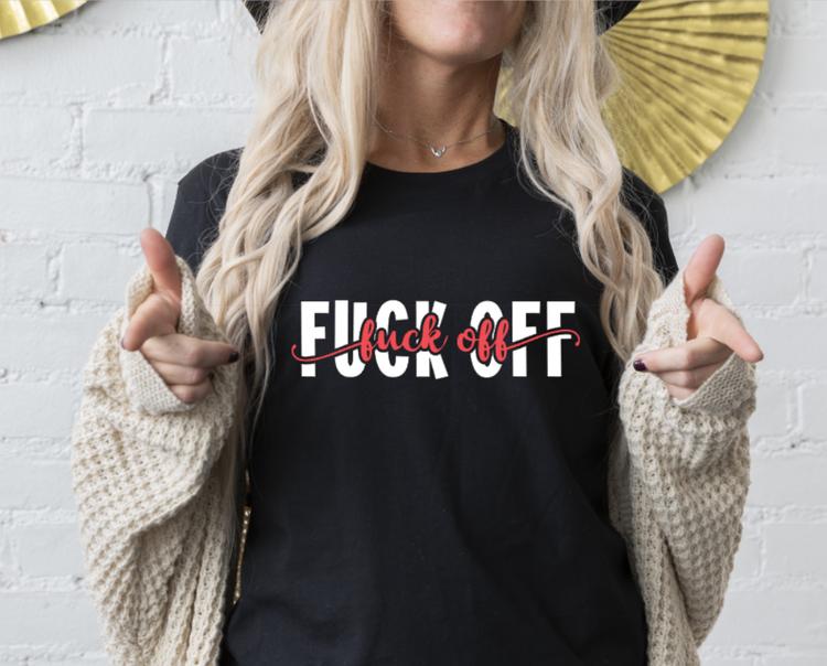 f*ck off