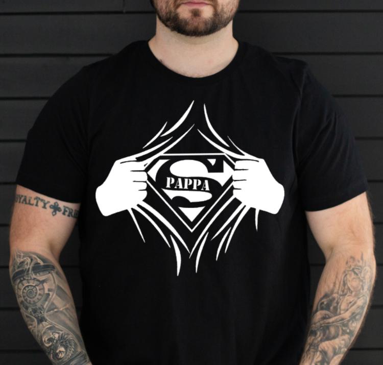 PAPPA - SUPERMAN