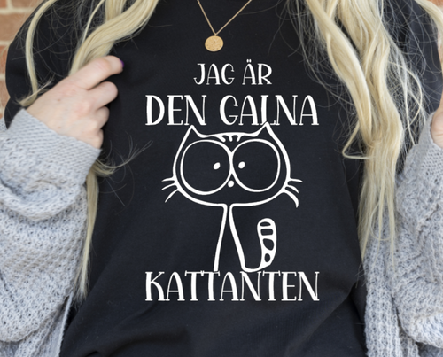 DEN GALNA KATTANTEN