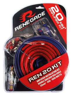 Renegade 20mm2 kabelkit