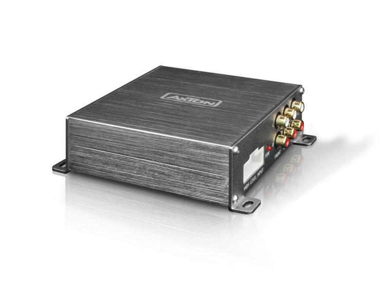 Axton A500DSP - Processor med APP styrning