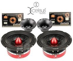 Xcelsus Audio MAGMA 6.2SQL - Endast 1st i lager!