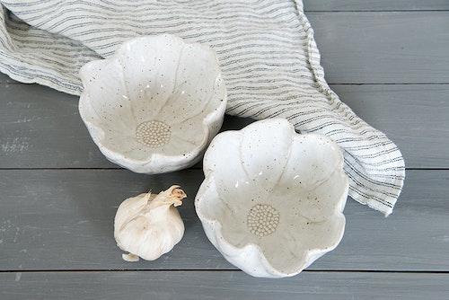 Blomskål/Vitlöksrivare