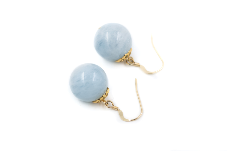 EXCLUSIVE! Luna earrings gold