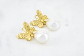 Butterflies pearl