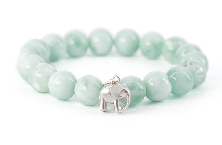 Elephants silver