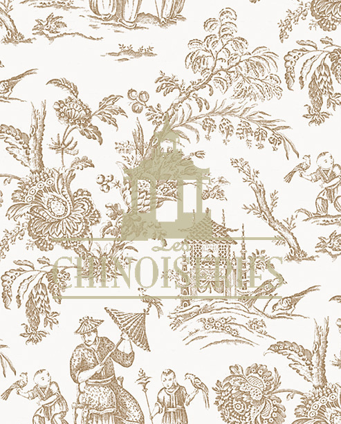 Tapet Ying Toile Antique