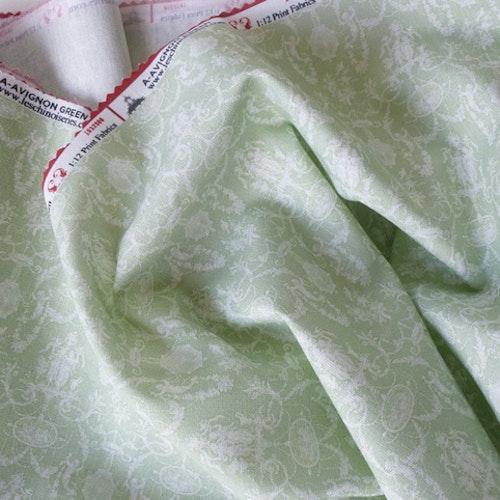 Tyg Avignon Green