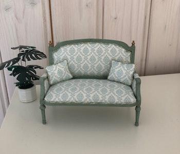 Soffa Vintage med pall/bord