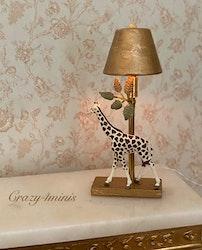 Bordslampa Giraff