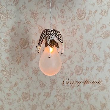 Girafftaklampa