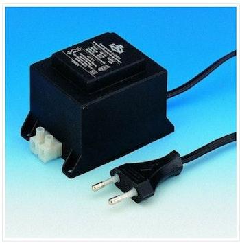 Transformator för 100 glödlampor
