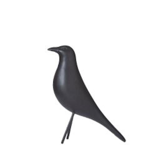 Fågel Svart STOR