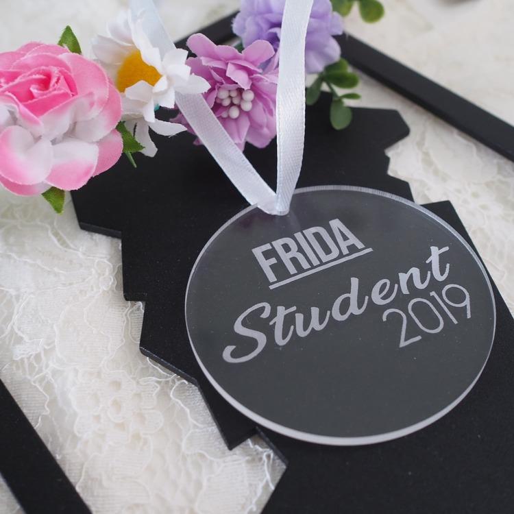 Medalj - Student / Examen DESIGN BY S.H