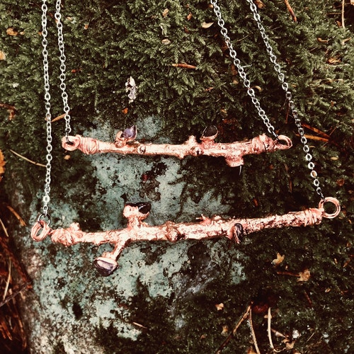 Enchanted Twig - Ametist
