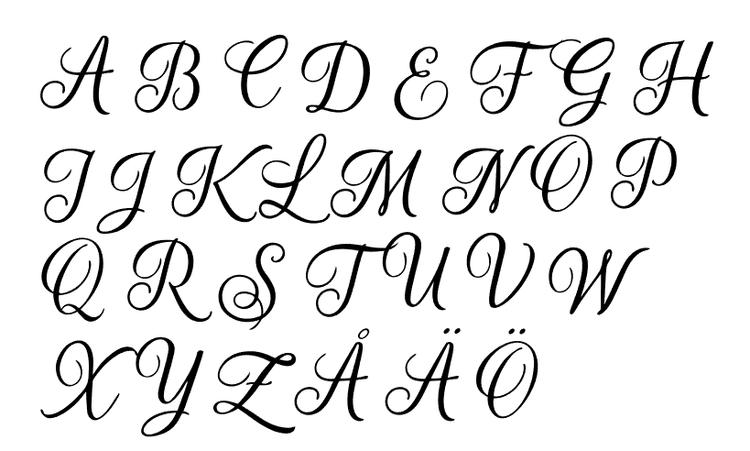 Stämpel i plexi - 2 bokstäver