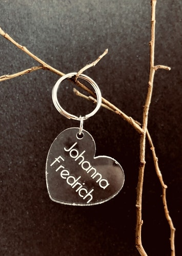 In my heart! - eget namn