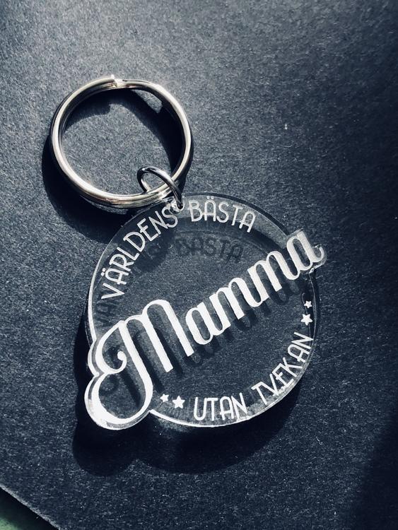 Världens bästa mamma, utan tvekan!