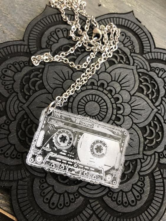Mix Tape - halsband