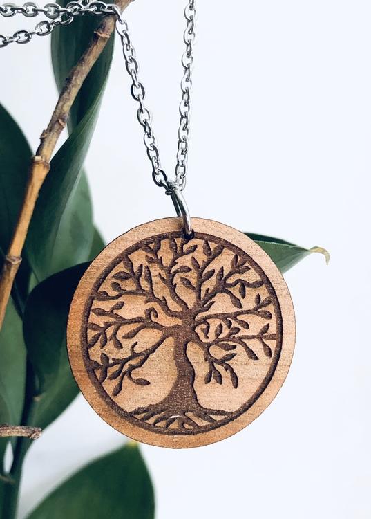 Tree of life - halsband